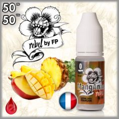 E-LIQUIDES Destockage 50/50 MANGANAS REBEL - Flavour POWER - DESTOCKAGE DLUO