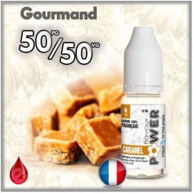 50/50 CARAMEL - Flavour POWER - DESTOCKAGE DLUO