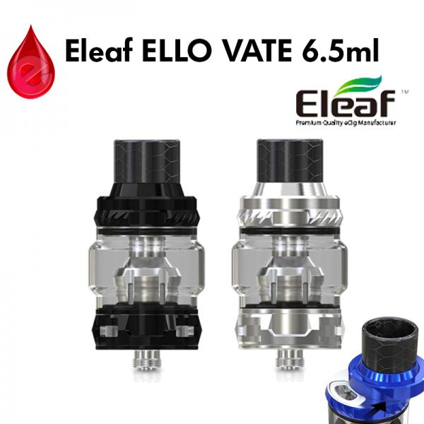 clearomiseur ELLO VATE 6.5 ml ELEAF