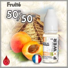 E-LIQUIDES Destockage 50/50 COBA - Flavour POWER - DESTOCKAGE DLUO
