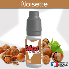 E-LIQUIDES Destockage NOISETTE ★ EDEN by e-liquidz DESTOCKAGE DLUO