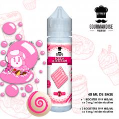 BONBON BUBBLE GUM - GOURMANDISE PREMIUM - e-liquide 40ml