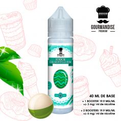 GOURMANDISE PREMIUM 40ml BONBON CHLOROPHYLLE - GOURMANDISE PREMIUM - e-liquide 40ml