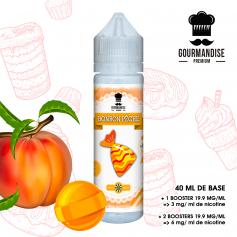 GOURMANDISE PREMIUM 40ml BONBON PECHE - GOURMANDISE PREMIUM - e-liquide 40ml