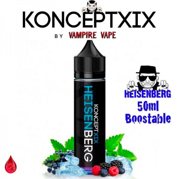 HEISENBERG 50ml KONCEPT XIX Vampire Vape