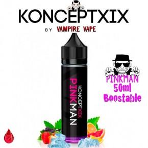 PINKMAN 50ml KONCEPT XIX Vampire Vapes