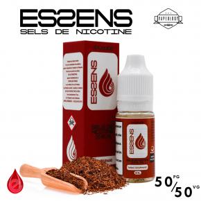 Tabac gourmand sels de nicotine - ESSENS