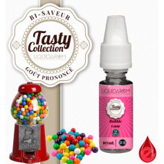 TASTY par Liquidarom BUBBLE GUM - TASTY COLLECTION