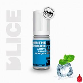 MENTHE FRAICHE - D'lice - e-liquide 10ml