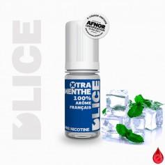 D'LICE XTRA MENTHE - D'lice - e-liquide 10ml