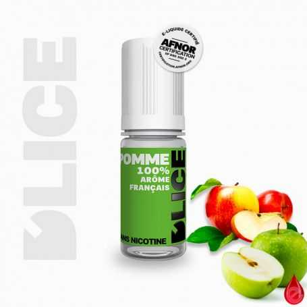 D'LICE POMME - D'lice - e-liquide 10ml