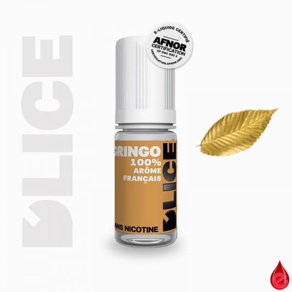 D'LICE GRINGO - D'lice - e-liquide 10ml