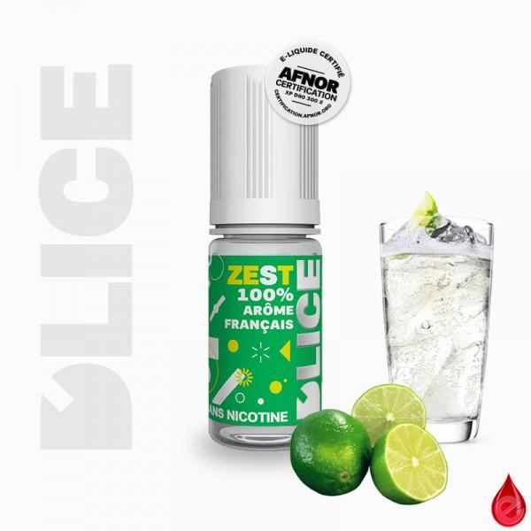 D'LICE ZEST - D'lice - e-liquide 10ml