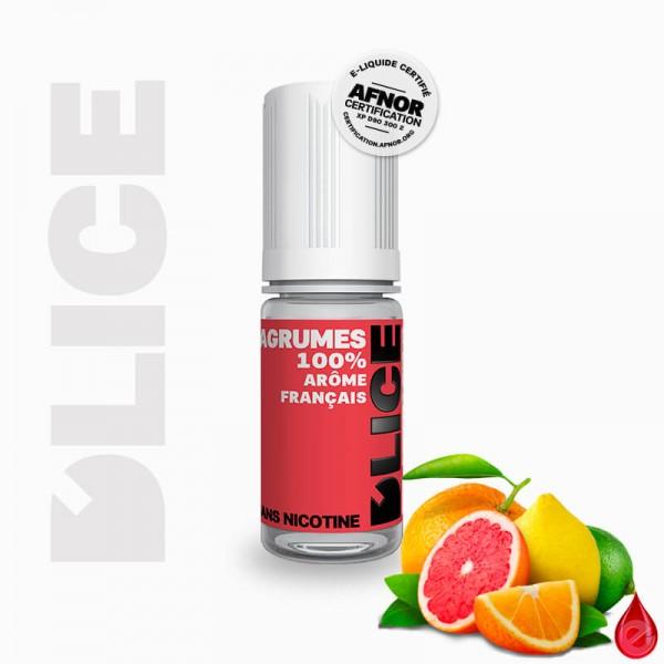 D'LICE AGRUMES - D'lice - e-liquide 10ml