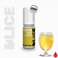 PASTIS - D'lice - e-liquide 10ml