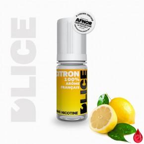 CITRON - D'lice - e-liquide 10ml
