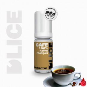 CAFE - D'lice - e-liquide 10ml