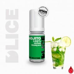 MOJITO - D'lice - e-liquide 10ml