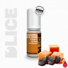 CARAMEL RÉGLISSE - D'lice - e-liquide 10ml