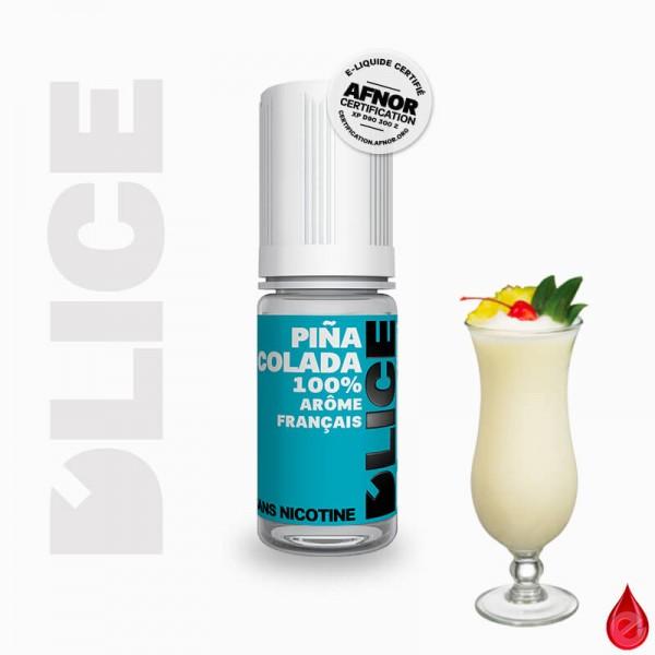 PINA COLADA - D'lice - e-liquide 10ml