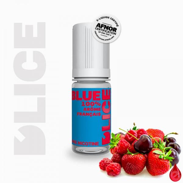 BLUE - D'lice - e-liquide 10ml