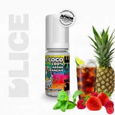 D'LICE EL LOCO - D'lice - e-liquide 10ml