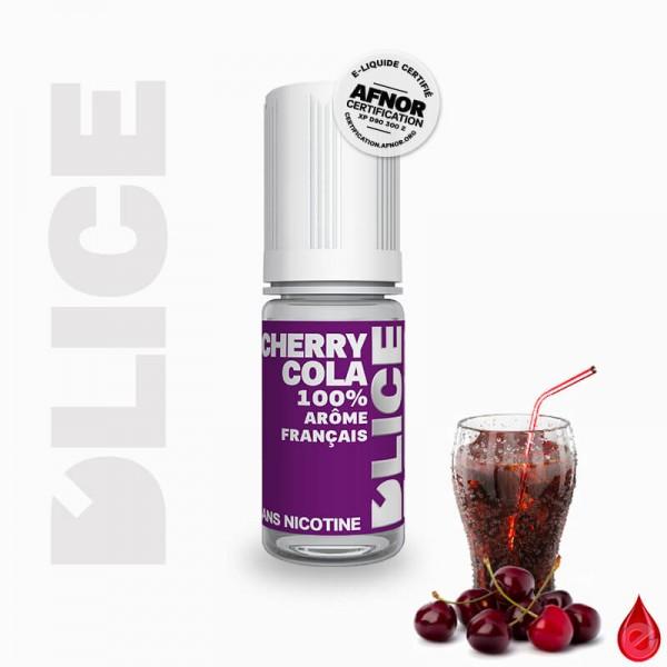 CHERRY COLA - D'lice - e-liquide 10ml