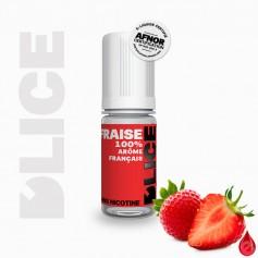 FRAISE - D'lice - e-liquide 10ml