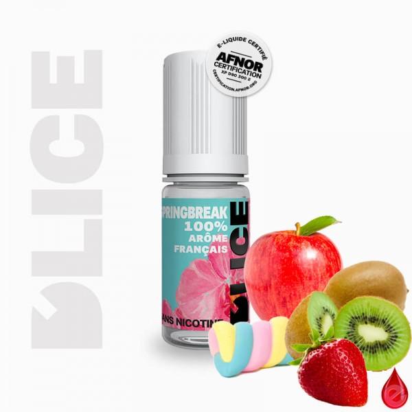 SPRINGBREAK - D'lice - e-liquide 10ml