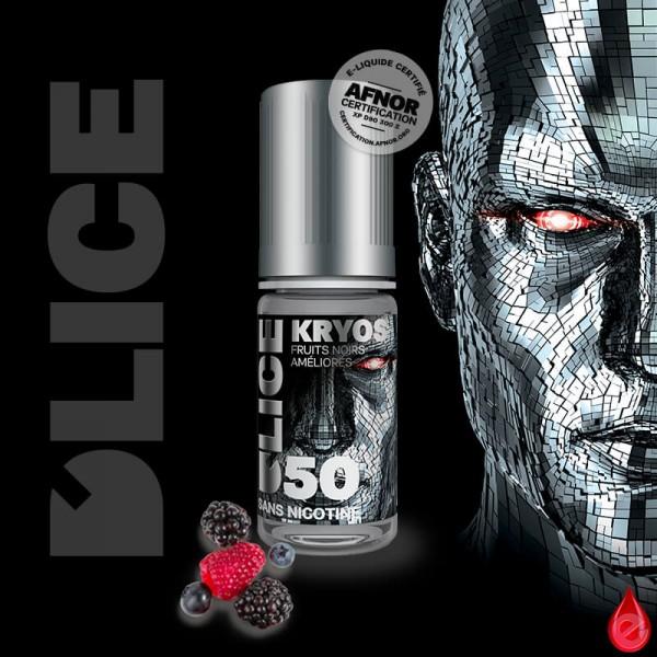 D'LICE KRYOS D50 - D'lice - e-liquide 10ml