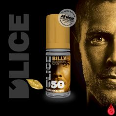 D'LICE BILLY D50 - D'lice - e-liquide 10ml