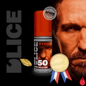 RYAN D50 - D'lice - e-liquide 10ml