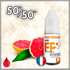 50/50 PAMPLEMOUSSE - Flavour POWER - e-liquide 10ml