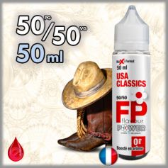 50/50 50ml 50ml 50/50 USA CLASSICS - Flavour POWER