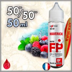 50ml 50/50 MAVERICK - Flavour POWER
