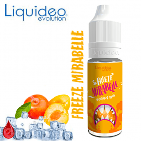 FREEZE MIRABELLE - LIQUIDEO e-liquide 10ml