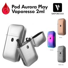 e-cigarettes Kit Pod Aurora Play - Vaporesso