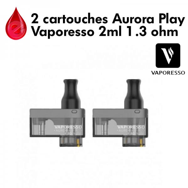 Lot de 2 cartouches Aurora Play - Vaporesso