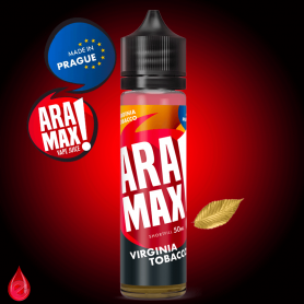 VIRGINIA TOBACCO - ARAMAX - e-liquide 50ml