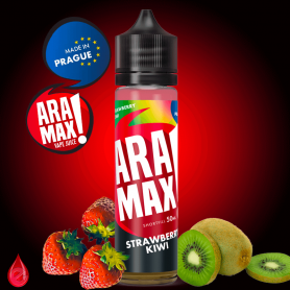 STRAWBERRY KIWI (Fraise kiwi) - ARAMAX - e-liquide 50ml