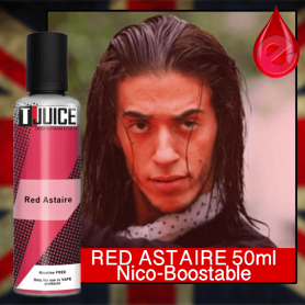 RED ASTAIRE - T-JUICE - e-liquide 50ml