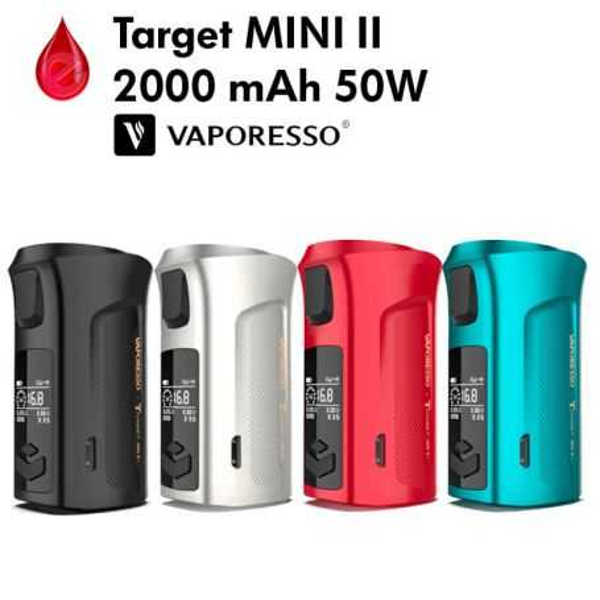 BOXS & MODS Box TARGET MINI II - Vaporesso