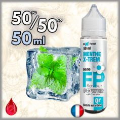 50ml 50/50 MENTHE X-TREM - Flavour POWER