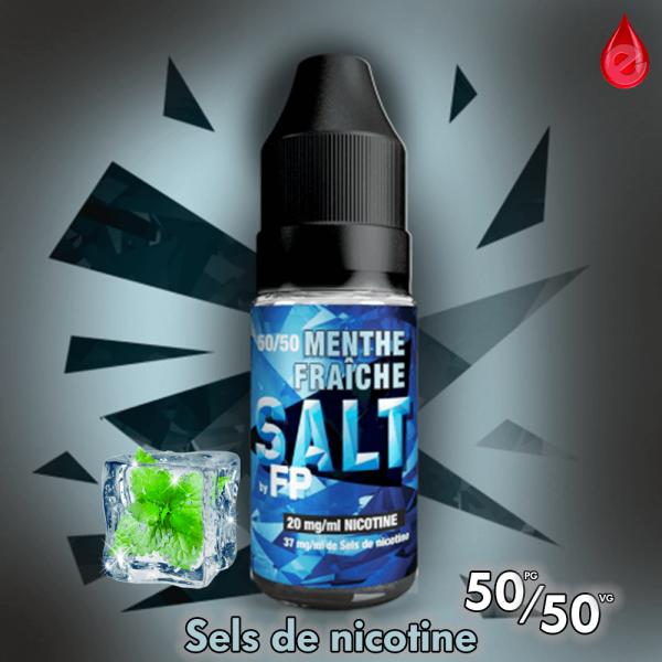 MENTHE FRAICHE - SALT by FP