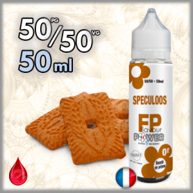 50ml 50/50 SPECULOS - Flavour POWER
