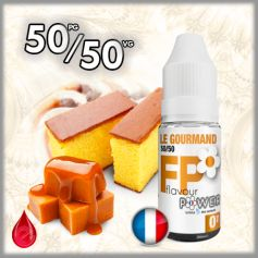 50/50 LE GOURMAND - Flavour POWER - e-liquide 10ml