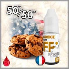 50/50 50/50 COOKIE - Flavour POWER - e-liquide 10ml