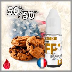 50/50 50/50 COOKIE - Flavour POWER - e-liquide 10ml
