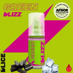 GREEN - DLIZZ e-liquide 10ml