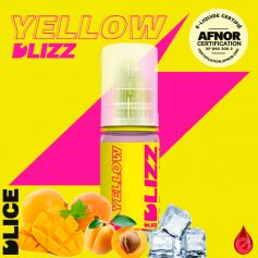 YELLOW - DLIZZ e-liquide 10ml